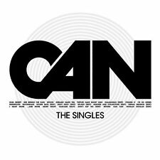 Can - The Singles 2017 Best of Compilation CD 23 Tracks Remastered UK