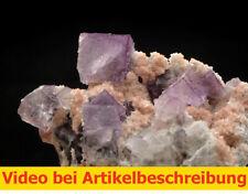 7502 Fluorite ca 4,5*6*4 cm El Filo Mexico MOVIE