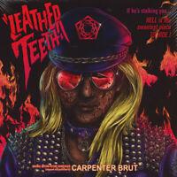 Carpenter Brut - Leather Teeth (Vinyl LP - 2018 - EU - Original)
