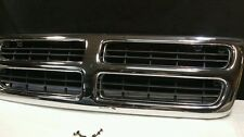 1999 DODGE RAM VAN 1500 OEM FRONT GRILLE + SCREWS.