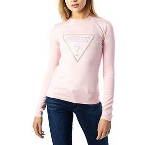 MSRP $69 GUESS Woman Jersey Naomi Sweater Size XS