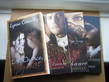 The Triple Countess Series 4 Books by Lynne Connolly - Extremely Rare Collection