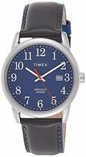 Timex Women's Easy Reader Color Pop 38mm Leather |Gray| Casual Watch TW2R62400