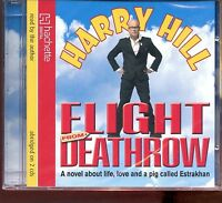 Harry Hill - Flight From Deathrow - 2CD Audio Book - New & Sealed