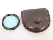 LIFA Lifacolor - Kunstlichtfilter / 359, 35,9mm Aufsteckfilter hellblau Slip On