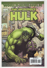 Incredible Hulk #110 (Nov 2007) [Hercules, Angel, Amadeus Cho] World War Hulk m