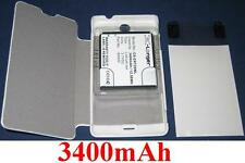 Carcasa + Batería 3400mAh tipo BA900 Para SONY ERICSSON Xperia TX LT29 LT29i