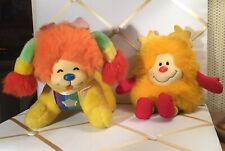 Rainbow Brite Yellow Sprite and Puppy Sprite Dog!