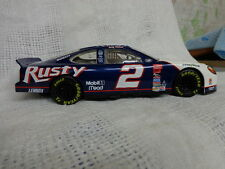 Rusty Wallace Ford Taurus number 2 Mobil 1 die cast car 1/24 scale