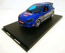 PEUGEOT 206 GT TUNING BAD RIDER 1/18 - NOREV VOITURE DIECAST MODEL CAR 184740