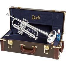 Bach 180S37 Stradivarius Series Bb Trumpet Silver, New in Box! USA Dealer