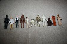 Vintage Star Wars First 12 Figures - Lot of 11 Figures - C315