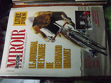 10µµ Revue Miroir du Cyclisme n°389 Livre d'Or 1986 Journal de l'anné de Hinault