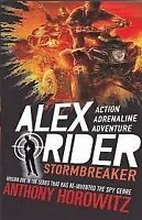 ALEX RIDER 1 STORMBREAKER, ANTHONY HOROWITZ, WALKER BOOKS, New, Book