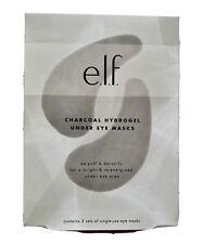 e.l.f. Charcoal Hydrogel Under Eye Masks (3)