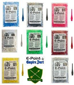 Empire Dart E-Point Spitzen 2ba Soft 20mm Kurz ultra STD Tips short Points