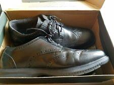 Nunn Bush Men's   Maclin St. Wing Tip Oxford12 XW 84727-001 shoes NEW FREE SHIP