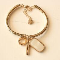 New Premier Designs Charms Bracelet Bangle Best Gift Fashion Women Party Jewelry