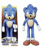 *IN HAND & SHIPS NOW * Sonic the Hedgehog MOVIE Sonic Talking 13-Inch Plush 2020