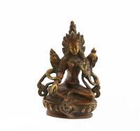 Estatua Tibetano Tara Deidad Budista 12CM 400g Peterandclo 6995