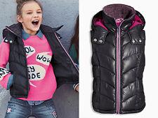 NEXT Weste Jacke mit Kapuze für Mädchen 13 Jahre 158cm 15a