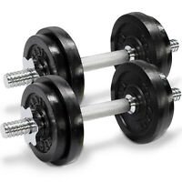 Yes4All Adjustable Dumbbells Set: 40 lbs