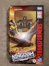 Transformers Kingdom Deluxe Series Figure Airazor WFC-K14 War for Cybertron