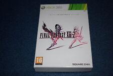 Final Fantasy XIII - 2 Edición Limitada De Coleccionista Xbox 360