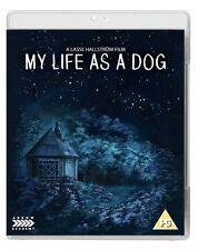 MY LIFE AS A DOG di Reidar Jonsson BLURAY+DVD in Svedese NEW .cp