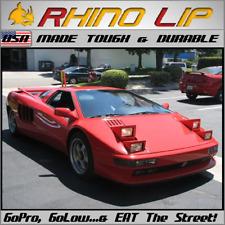 TVR 280i Chimaera Cerbera Cerbera-Speed12 S4C RhinoLip® Flexible Rubber Chin Lip