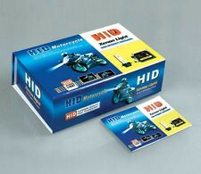 HID XENON LIGHT CONVERSION KIT FOR MOTORBIKE H6-3  6000K 55W  HIGHT QUALITY