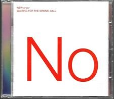 CD ALBUM / NEW ORDER - WAITING FOR THE SIRENS CALL / COMME NEUF