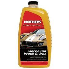Mothers 05674 California Gold Carnauba Wash & Wax - 64 OUNCE BOTTLE