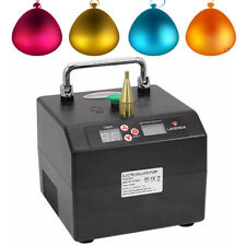 110V Balloon Inflator with Battery Digital Time and Counter Electric Ballon Pump