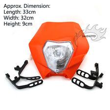 Front Light Headlight For KTM Enduro Motocross Streetfighter Alien SX SXF Motor