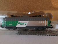 locomotive piko bb 25561 fret sncf dépot d'achères ép v