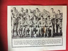 m2M ephemera 1966 football picture cardiff city f c carver murray