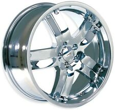 "Bazo-4 wheels 18"" Chrome (5x100)  (Set of 4)"