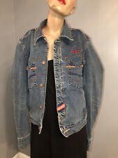 Womens Pepe Jeans London 1973 Denim Jacket Size XL
