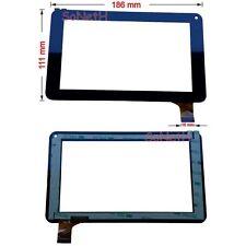 "Vetro Touch screen Digitizer 7,0"" Ployer MOMO9 Enhanced III 3 Ed Tablet Nero"