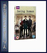 BEING HUMAN  - COMPLETE SERIES 5**BRAND NEW DVD * **