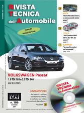 Manuale tecnico di riparazione e manutenzione dell'auto-Volkswagen Passat