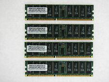 8GB  (4X2GB) MEMORY FOR SUN FIRE V125 V250Z V440 V65X