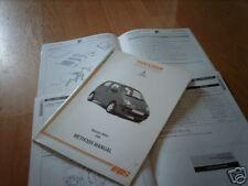 Body Repair Manual Daewoo Matiz 1999 on