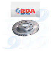 RDA Disc Brake SLOTTED Rotors rear holden VT VU VX VY VZ V6 V8 SS Commodore