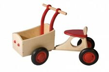 Van Dijk Toys Wandern Fahrradfahren loop-bakfiets Junior Rot