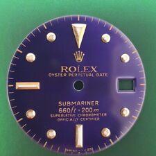Rolex original Submariner blue Nipple dial, 1680, vintage 660 ft, rare