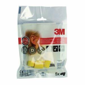 3M E•A•R Classic Foam Ear Plugs Sleep Aid Factory Sealed 100% Hygienic