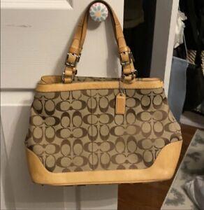 Adorable authentic Coach bag.