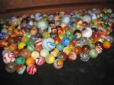Vintage Collection 188 Marbles Akro Peltier German Christensen Slag Swirl Agate